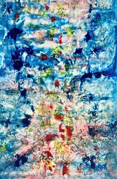 Attila Konnyu, 'Angel Garden', 2016