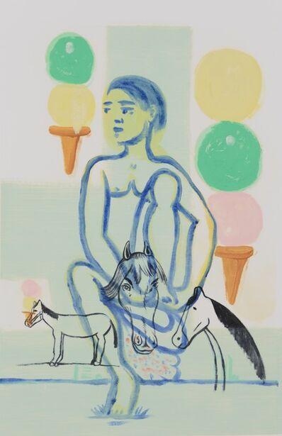 David Humphrey, 'Untitled -107 ', ca. 1998