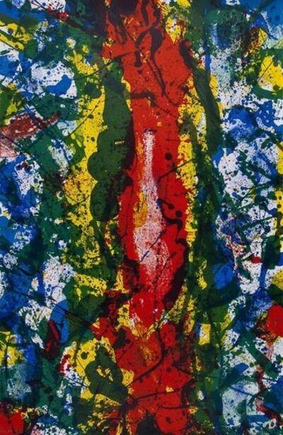 Sam Francis, 'Untitled (SF-344)', 1990