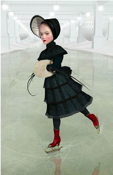 Ray Caesar, 'Hall of Ages', 2005