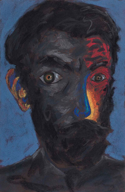 Lucas Samaras, 'Head #183', 1981
