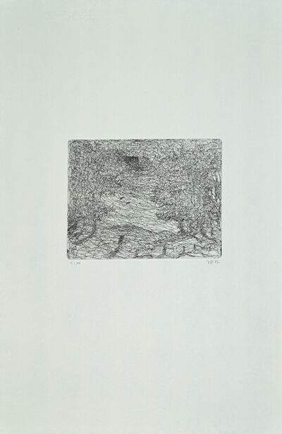 Horst Janssen, 'Komposition', 1970-1980