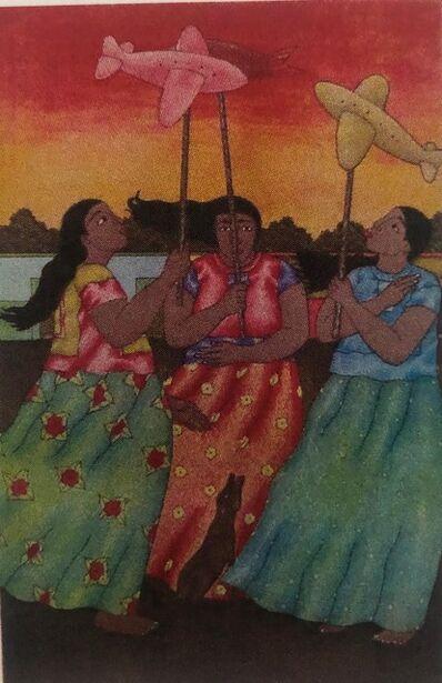 FERNANDO OLIVERA, 'el viento nos llevara', 2002
