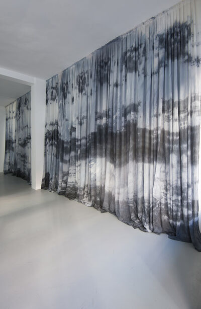 Joël Andrianomearisoa, 'Dark sky', 2013