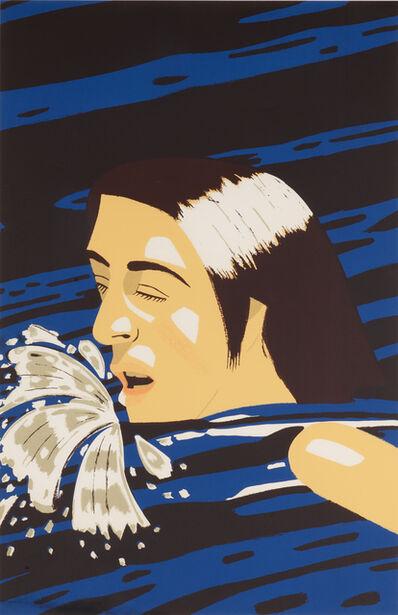 Alex Katz, 'Swimmer', 1976