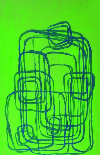 Tulio de Sagastizabal, 'Ensayo para tricolor (n°6)', 2003