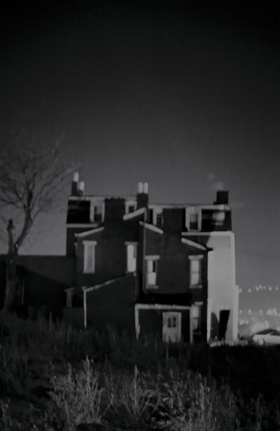 Ming Smith, 'House Castle on the Hill, Pittsburgh, PA, (August Wilson Series)', 1992