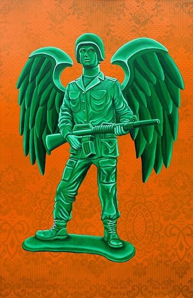 Jared Aubel, 'Wings for Warriors', 2012-2019