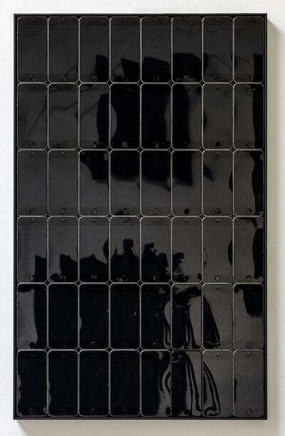 Hubertus Hamm, 'Portrait VII, 48 mobiles', 2017