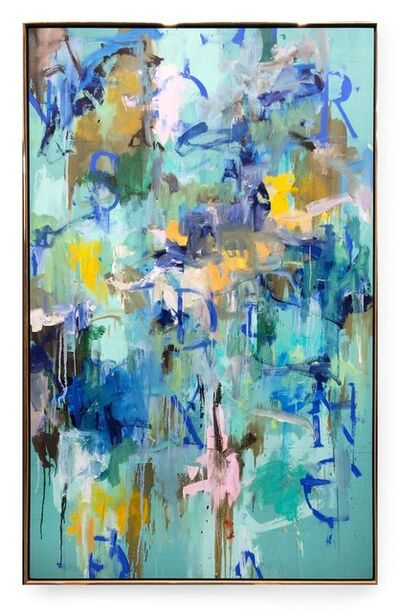 Kikuo Saito, 'Shepherd's Moon', 2015