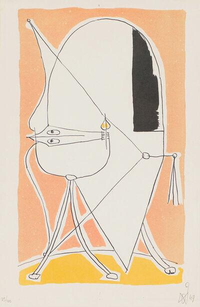 Óscar Domínguez, 'Untitled', 1949