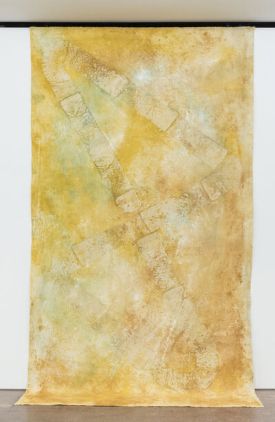 Jessica Warboys, 'River Wax Painting X II', 2019