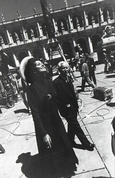 Terence Donovan, 'Sophie Loren, May ', 1963