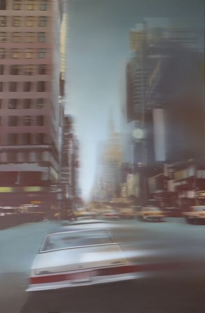 Jean-Marc Amigues, 'New York', 2020