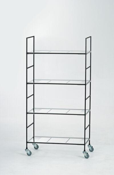 Franz West, '2 x 20 Years of Parkett (for Parkett 70)', 2004