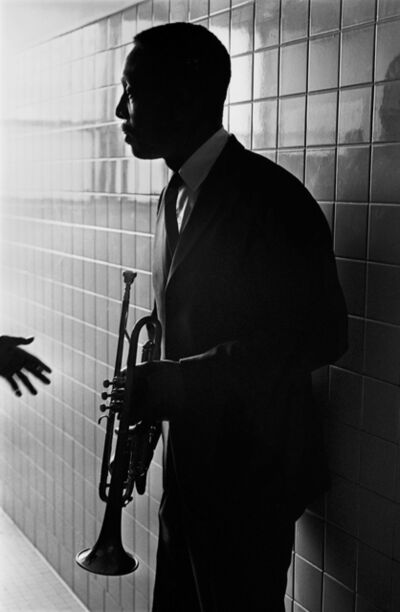 Larry Fink, 'Kenny Dorham, Tanglewood, August', 1964