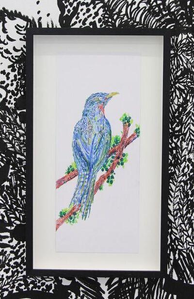 Chourouk Hriech, 'Les oiseaux dans ma tête #2', 2020