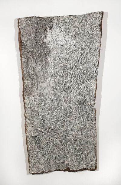 Nyapanyapa Yunupingu, 'Black Corner', 2015