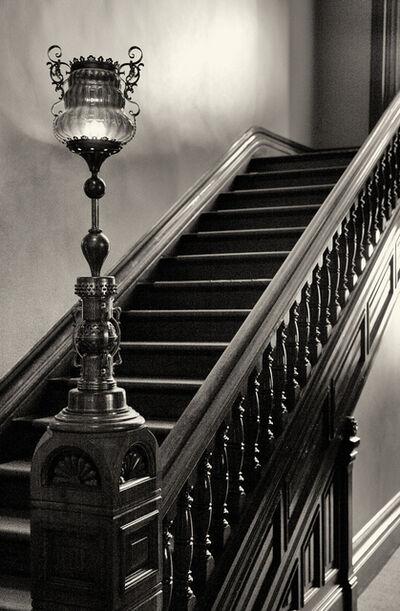 Cara Weston, 'Stairs, Oregon', 2015