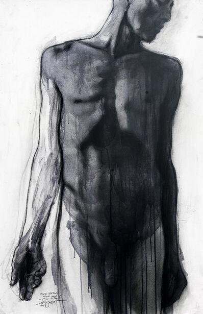 Ernest Pignon-Ernest, 'Ecce Homo 2', 2012