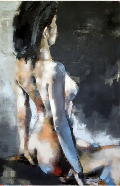Thomas Donaldson, 'Back Study', 2019