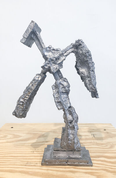 William Corwin, 'Tired Crucifix ii', 2018