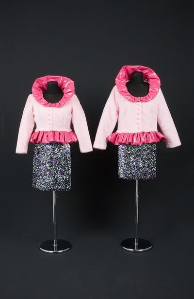 Eva & Adele, 'Costume des artistes EVA & ADELE', 1993