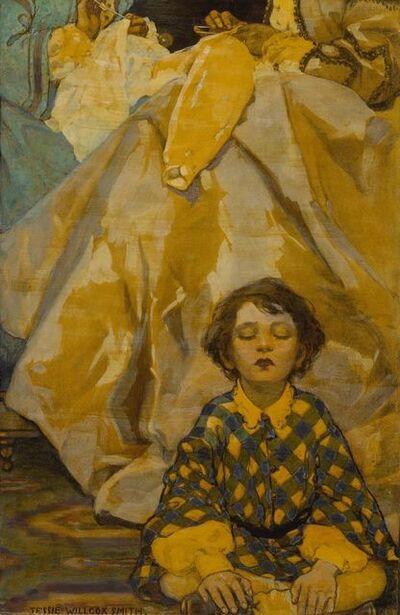 JESSIE WILLCOX SMITH, 'The Little Land', 1905