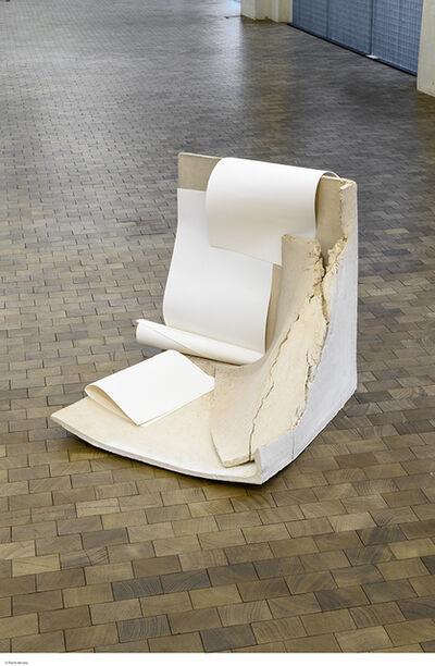 Katinka Bock, 'Himmel und Meer (Tumultes)', 2019