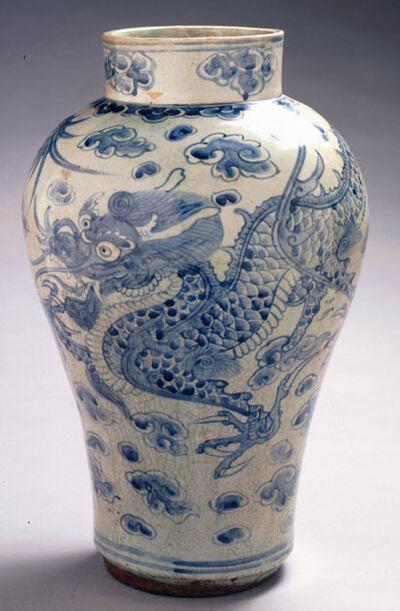 'Dragon Jar', 19th century