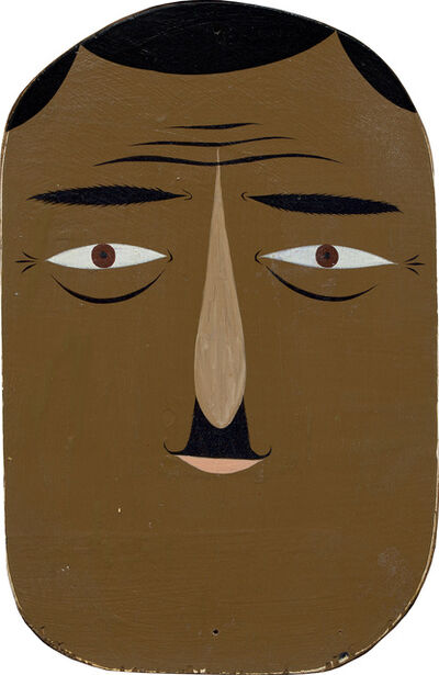 Barry McGee, 'Untitled (Head)', 2006