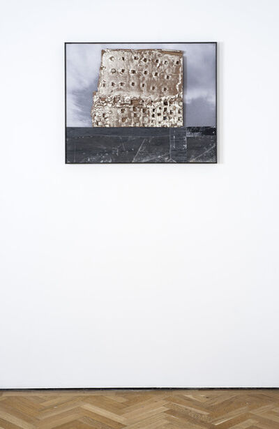 Marcus Harvey, 'Ceramic Isle II', 2016