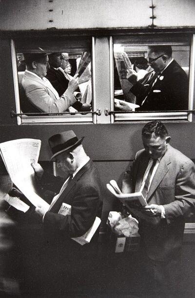 Louis Stettner, 'Penn Station', circa 1956