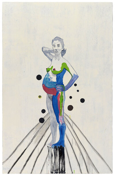 Victoria Civera, 'Pregnant of Colour', 2013