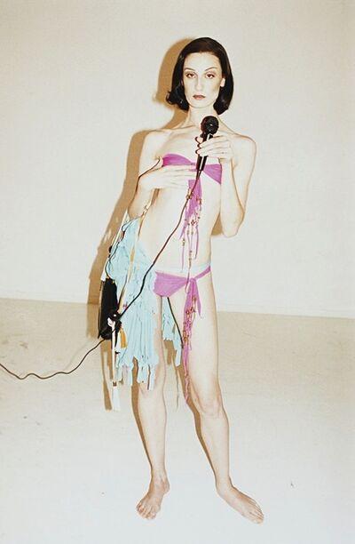 Juergen Teller, 'Erin O´Connor in Paris', 2004