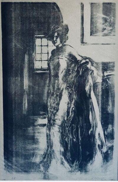 Albert Belleroche, 'Anglique', 1915
