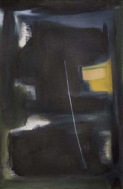 Amy Kirchner, 'Untitled Black 11', 2018