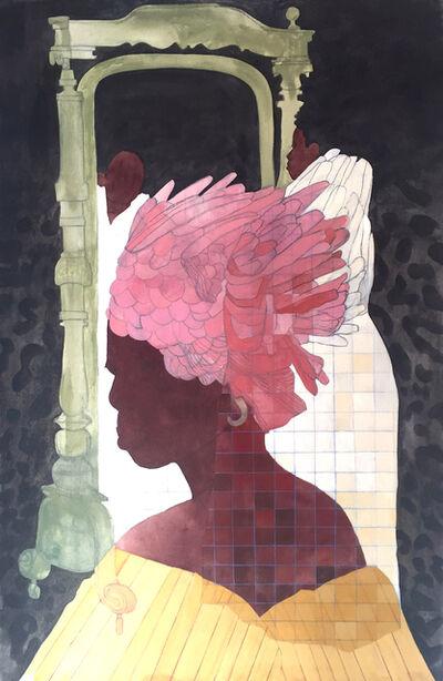 Pamela Phatsimo Sunstrum, 'Flamingo', 2018