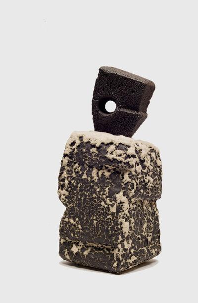 Hank Saxe, 'Blockhead A', 2017