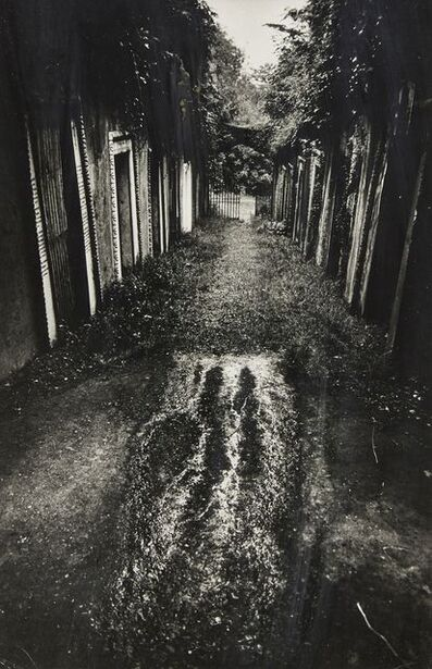 Don McCullin, 'Highgate Cemetery', 1966