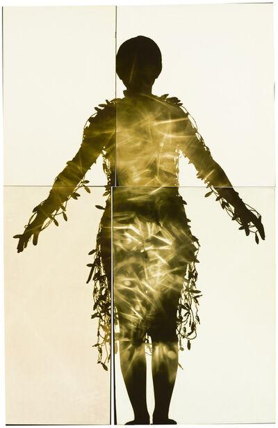 Kunié Sugiura, 'After Electric Dress A Positive 4', 2001-2002