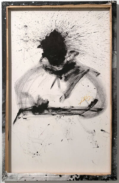 Richard Hambleton, 'Shadow', 2017