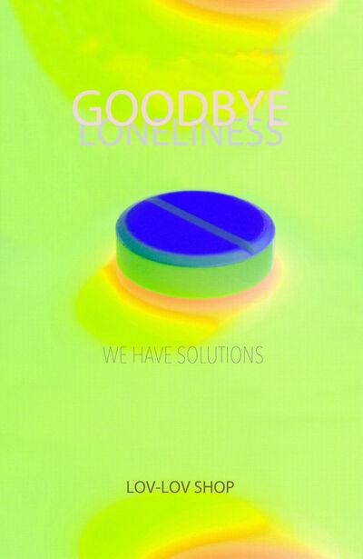 Lin Jingjing, 'Goodbye Loneliness', 2019