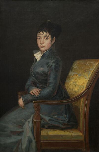 Francisco de Goya, 'Thérèse Louise de Sureda', ca. 1803/1804