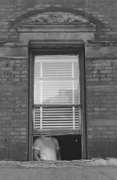 Masao Gozu, 'Henry Street (Chinatown), 1pm, August 30 ', 1980