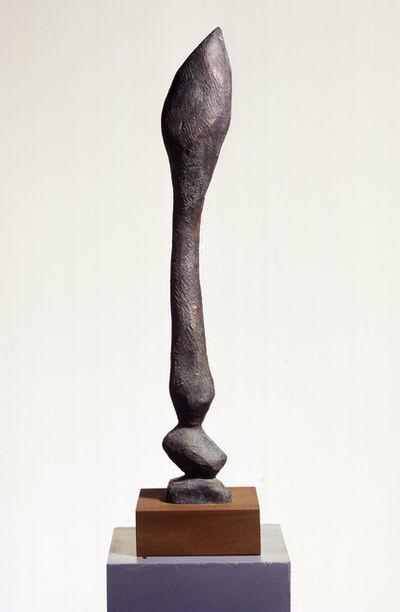"""A.R. Penck, '""""TRI""""', 1985"""