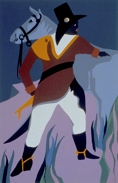 Jacob Lawrence, 'St. Marc', 1994