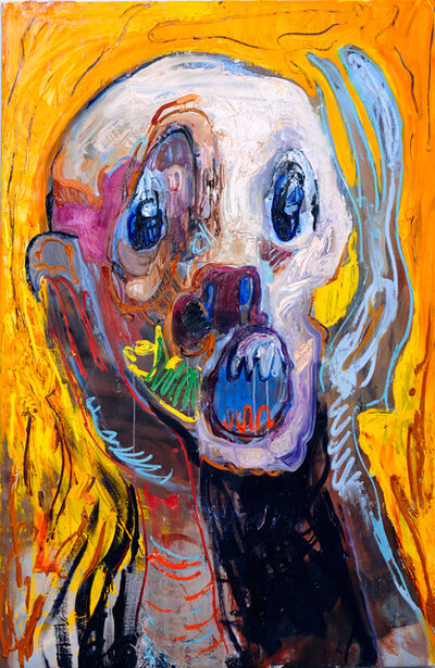Nic Rad, 'The Scream 2', 2016