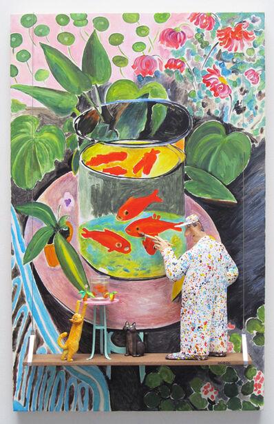 Stephen Hansen, 'Goldfish - Matisse', 2020