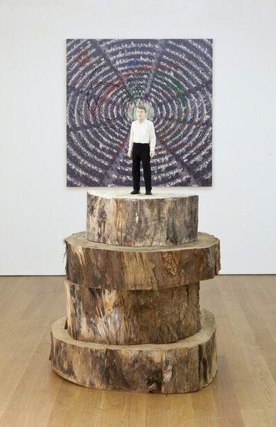 Stephan Balkenhol, 'Civis, Parlamentum', 2017